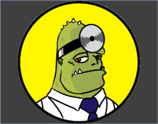 Clinical Monster Moodle Site